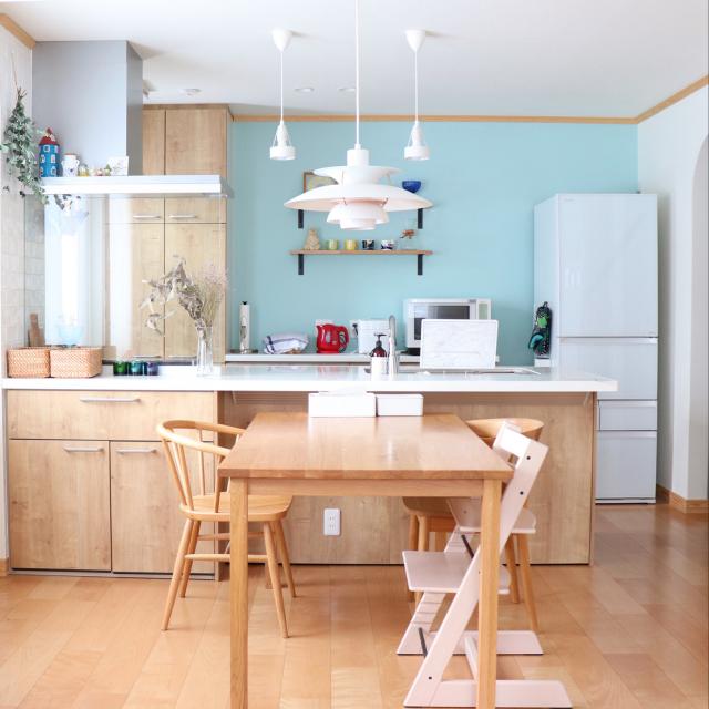 シンプルに暮らす。無印良品の家具で楽しむ北欧スタイル