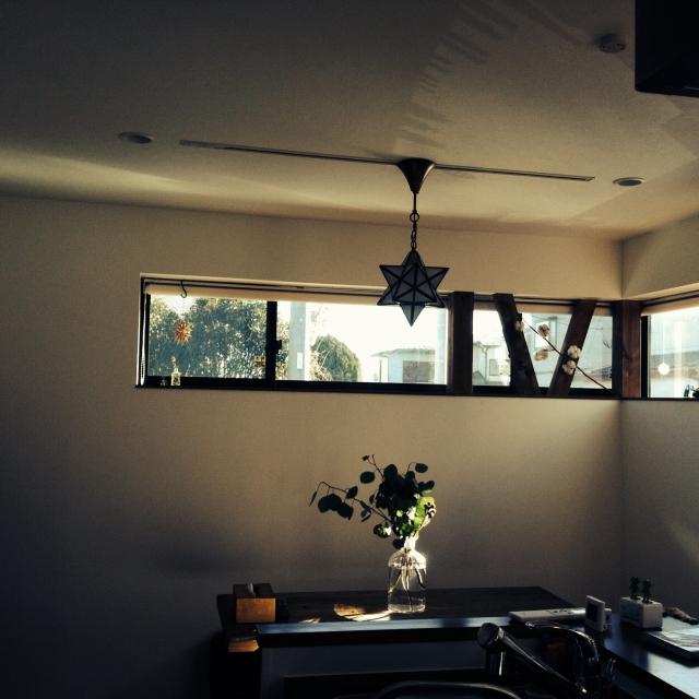 窓の高さが変わると景色も変わる