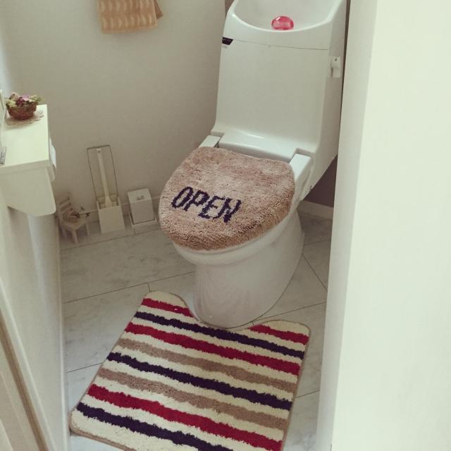 これでトイレが見違える☆私が選ぶニトリのトイレカバー