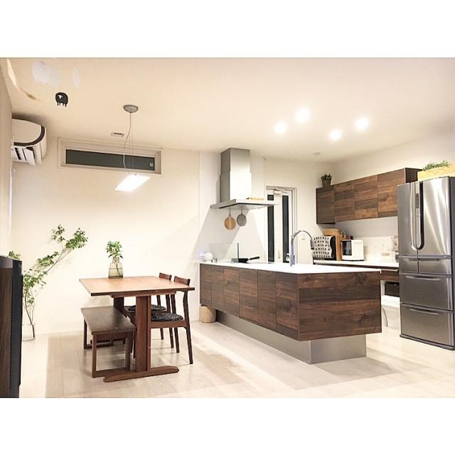 「清潔感溢れるミニマルに洗練された空間」憧れのキッチン vol.34 shioさん