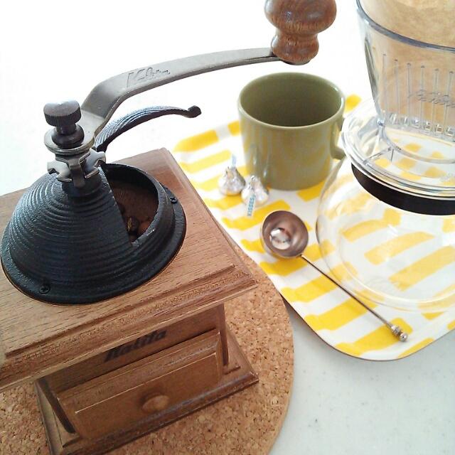 SAYOさんのコーヒーミル