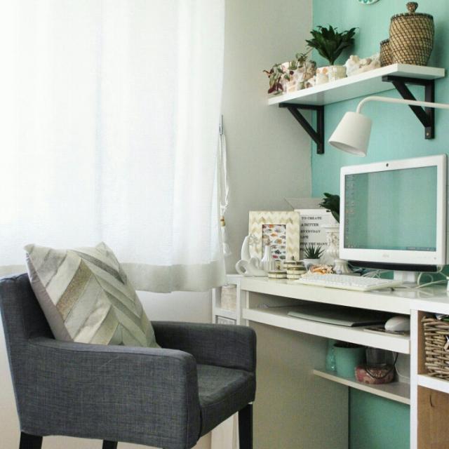 一人暮らしの部屋に最適♡IKEAのソファ&チェア&スツール