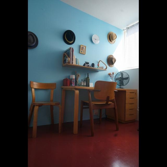 フィンランドのレストランチェア ドムス