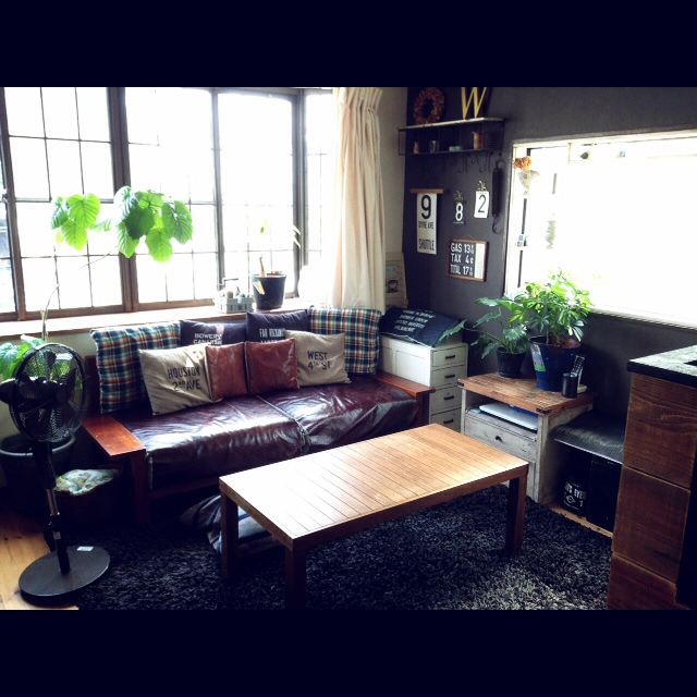 konoharuさんのリビングルーム