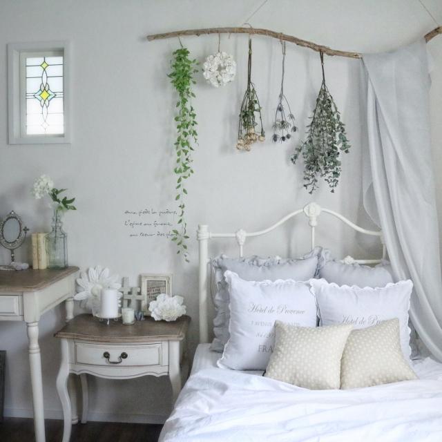 上質な空間に♡リラックスできるベッドルームづくりのコツ