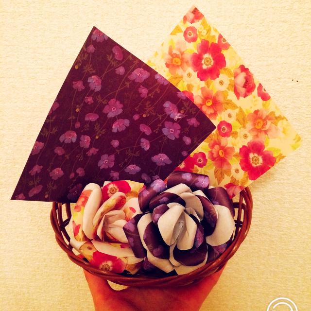折り紙がインテリアに活用できる!?アイデアいっぱいの実例