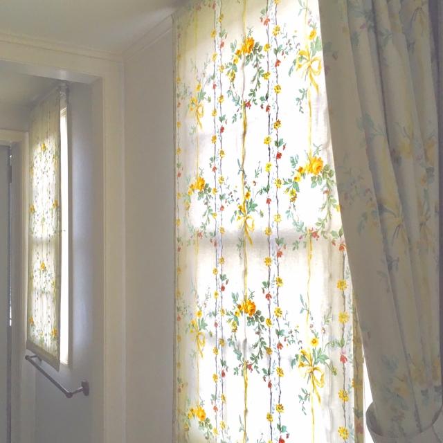 カーテンのある風景♡お気に入りの1枚で窓辺をワタシ色に