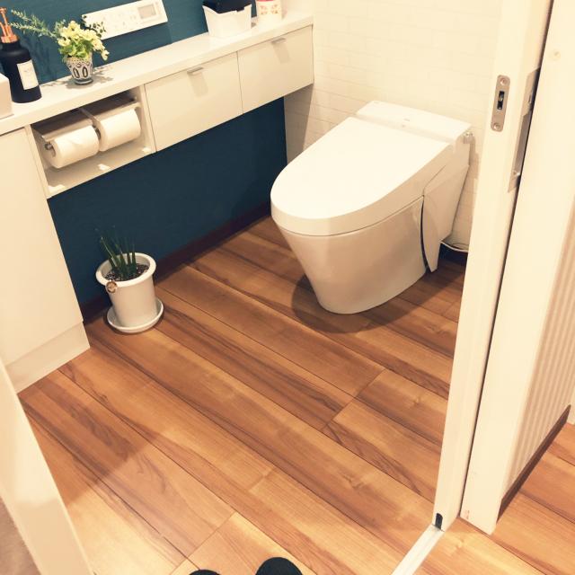 いつでもすっきりキレイに☆トイレの床を清潔に保つ方法