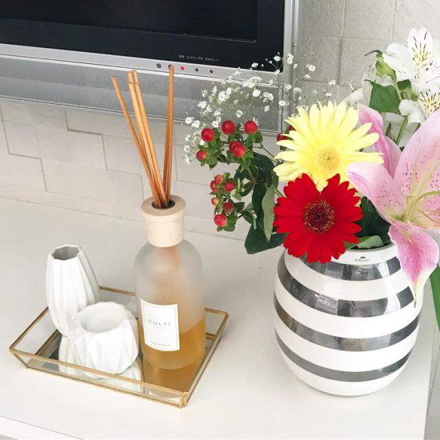 「イタリア発◎自然素材のナチュラルな香り。アクタス『クルティ』」 by yumiさん