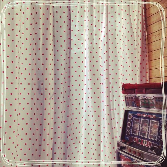 MIYAZOさんのカーテン