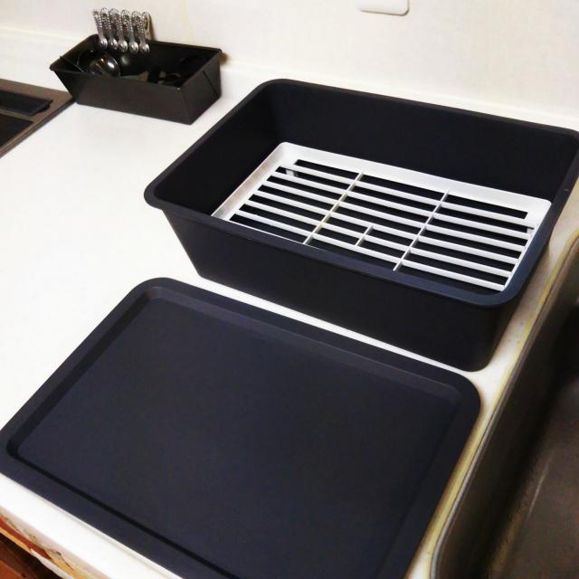 100均アイテム大活躍!キッチンで使える水切りのアイデア