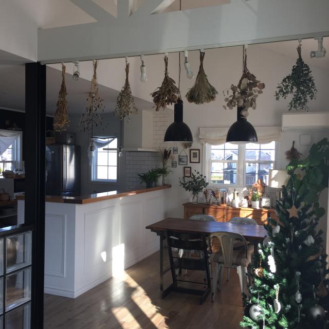 「洗練されたバランスが心地よい、カフェスタイルキッチン」 by aya_honobono0808さん