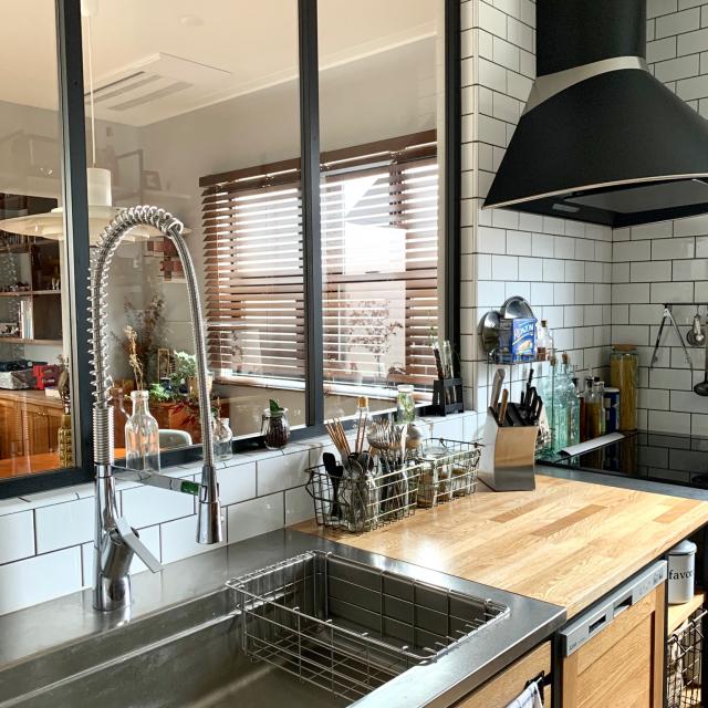 今日から始めたい♡清潔なキッチンをキープする10のヒント