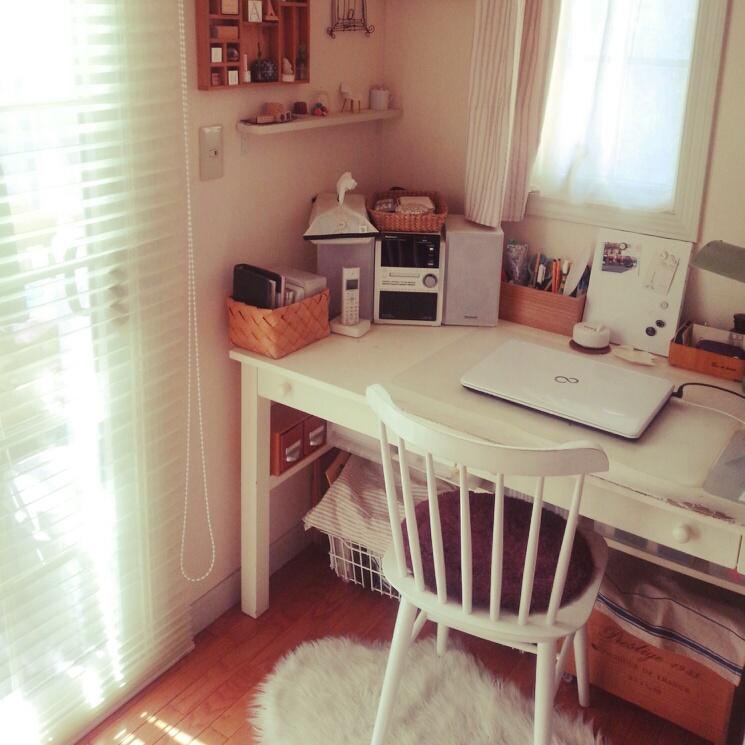 私時間が充実♪オトナのための学習机・スペースの作り方