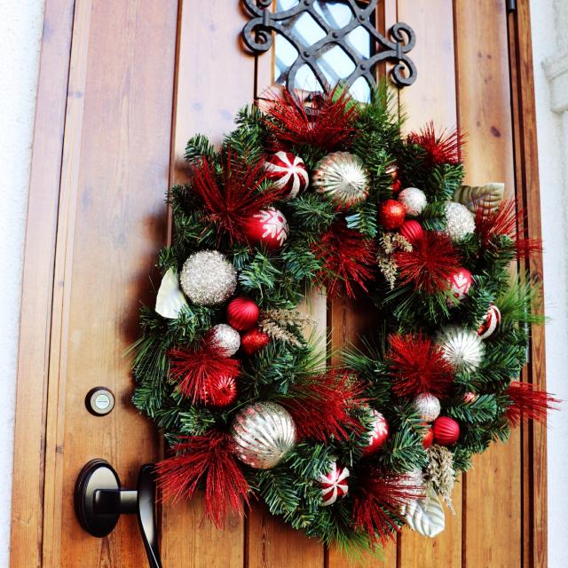 クリスマス気分をもっと盛り上げる☆リースカタログ