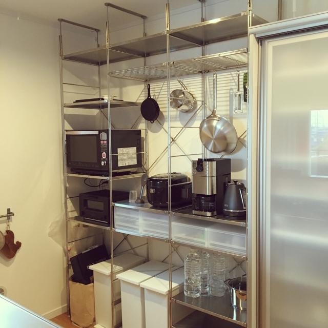 満ち足りたキッチンを目指すなら!無印良品の家電が正解