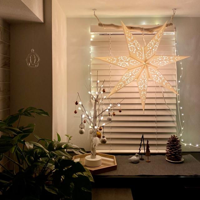 聖夜を華やかに彩って♡2019年のクリスマス・ディスプレイ