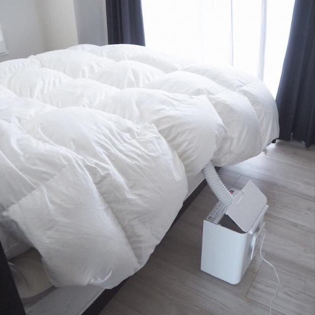 湿気やカビを防いで健康的に♪枕と布団を清潔に保つ方法