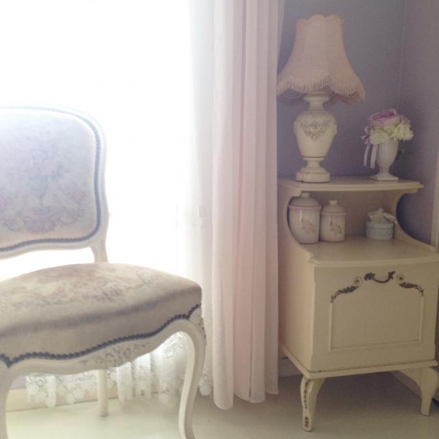 Nagisaさんの寝室カーテン
