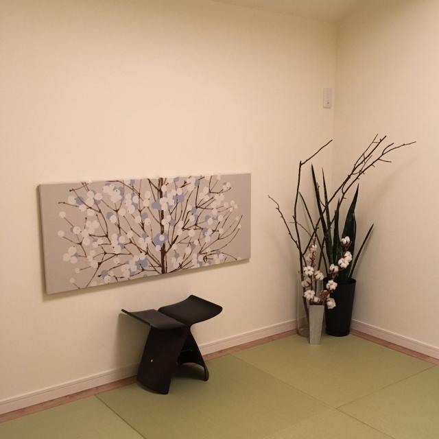 DIYでお部屋にインパクトを☆マリメッコで作るインテリア