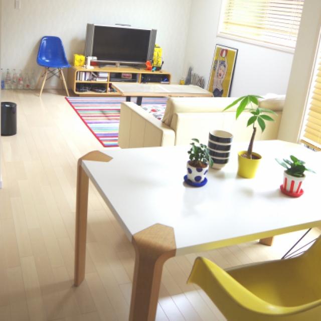 天童木工 テーブル