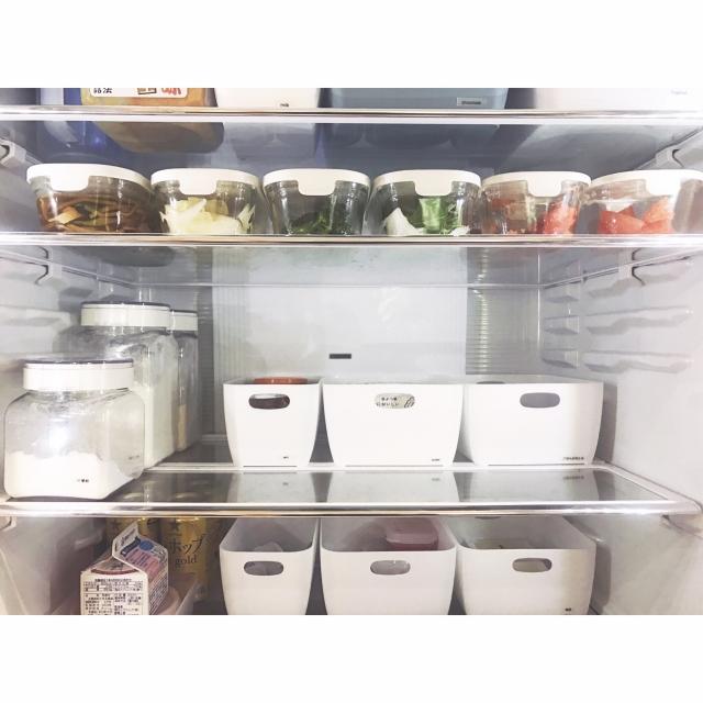 冷蔵庫を使いやすく!整理に便利なプラスチックケース10選