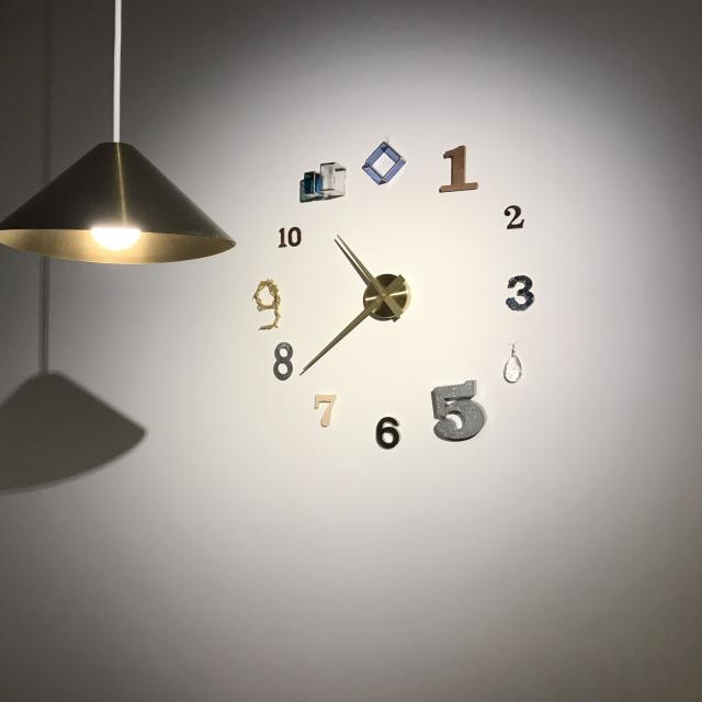 見るたびに気分があがる♡テイスト別のオリジナル時計