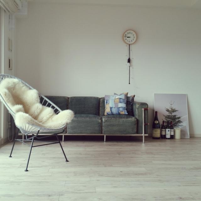 ブランド、デザイン別に見る☆ソファでつくる心地よい空間