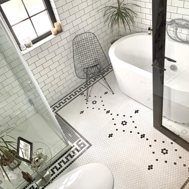 生活感はゼロ!ホテルライクな洗面所・トイレ・バスルーム