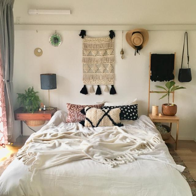 心地いい眠りを目指して♪熟睡できる寝室を作るヒント