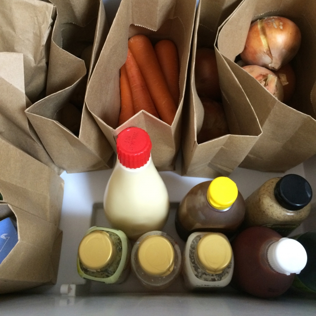 野菜(冷蔵庫の野菜室)