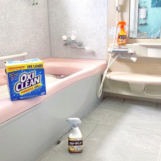 しっかりキレイにしたい!お風呂・トイレが清潔になる方法