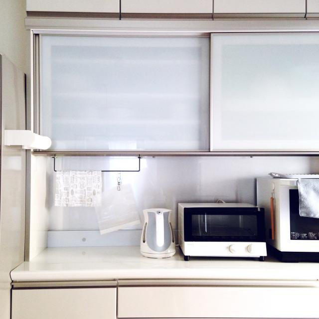 いつでも気持ちのいいキッチンに!ふきんを清潔に保つ方法