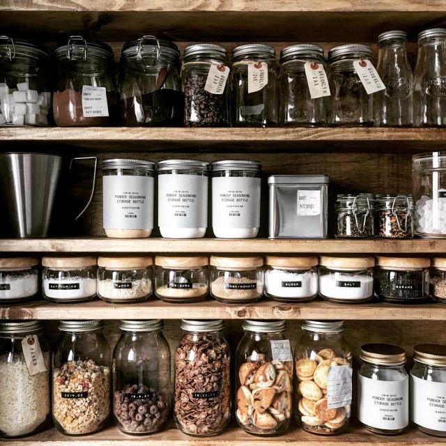 使いやすいキッチンを目指して☆調味料のおすすめ収納10選