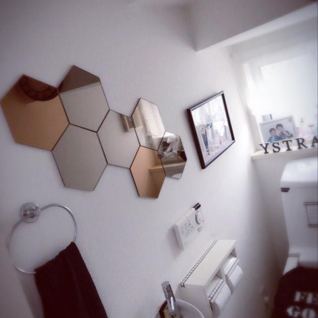 IKEAのアイテムでセンスアップ☆トイレをこだわりの空間に