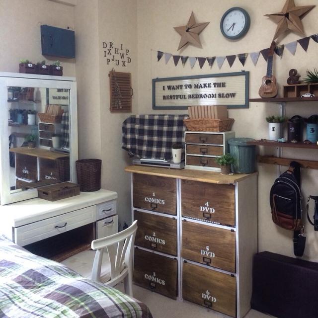 家具をリメイクしてイメージチェンジ!素敵な部屋を目指そう♪10のリメイク実例★
