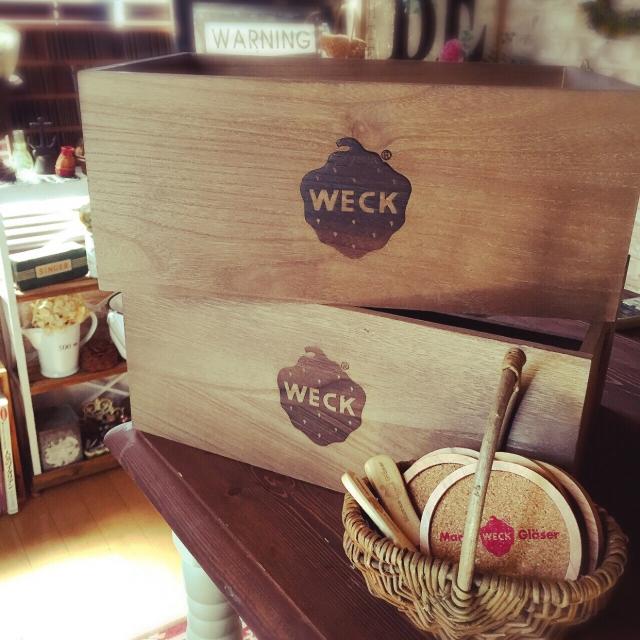 Shishiさんの木箱