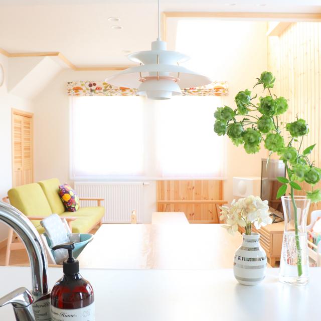 「明るく温かな日常がある、優しさ溢れる北欧スタイル」 by m_home.swhさん