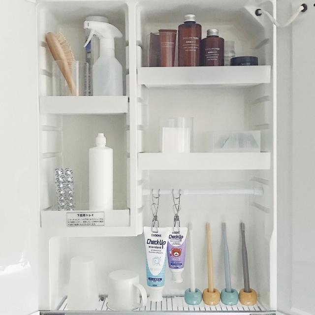 目からウロコ!洗面所のすっきり収納アイデア10選