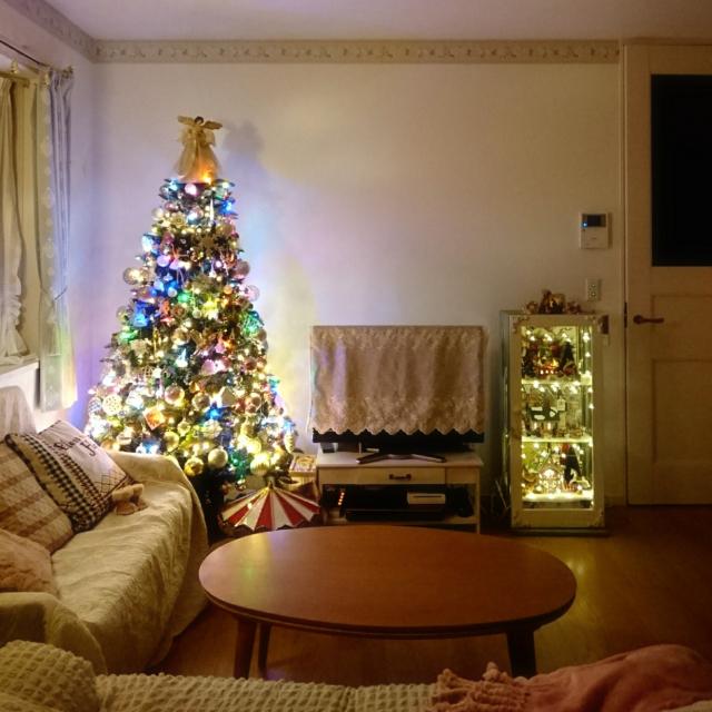 今年はどんな風に楽しむ?クリスマスツリーの飾り方実例