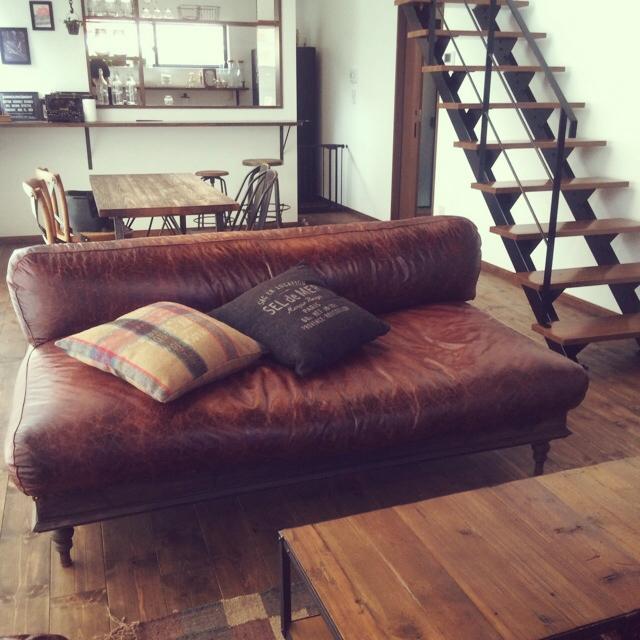 KOMAさんのソファー