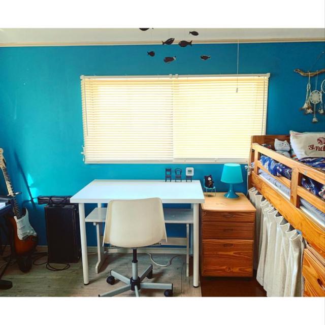 こんな風に使っています!IKEAの机と椅子の場所別カタログ