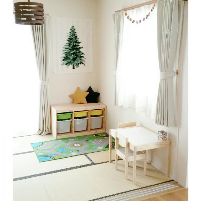 「収納を楽しくコーディネート!IKEAトロファスト」わたしの愛用品  vol.35 s_hm927さん