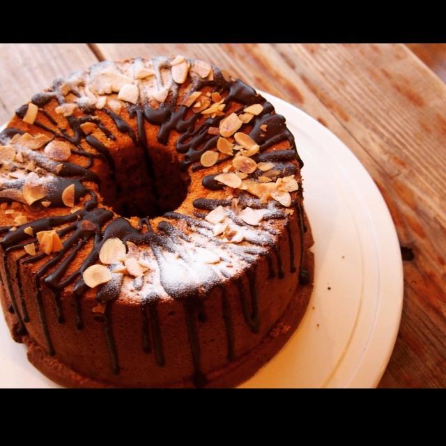 おやつも、手作りケーキで