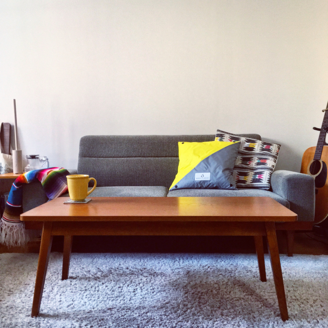「25.48m2。ゆったり落ち着く、北欧風のシンプルなお部屋」 by sowさん