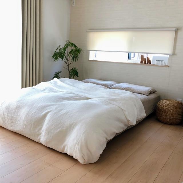 ニトリ&無印良品で見つけた♡心地よい寝具で作る極上空間
