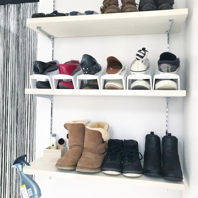 これは助かる!靴の収納に活躍してくれる便利アイテム