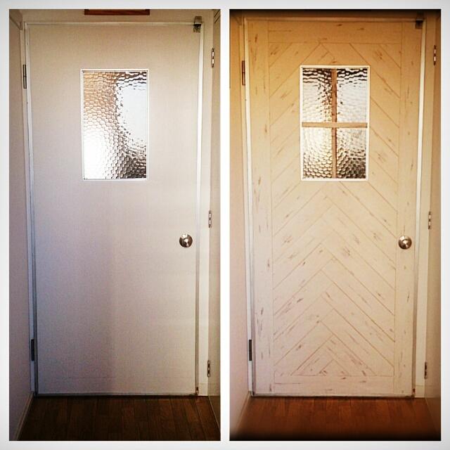 Lukiさんのドア