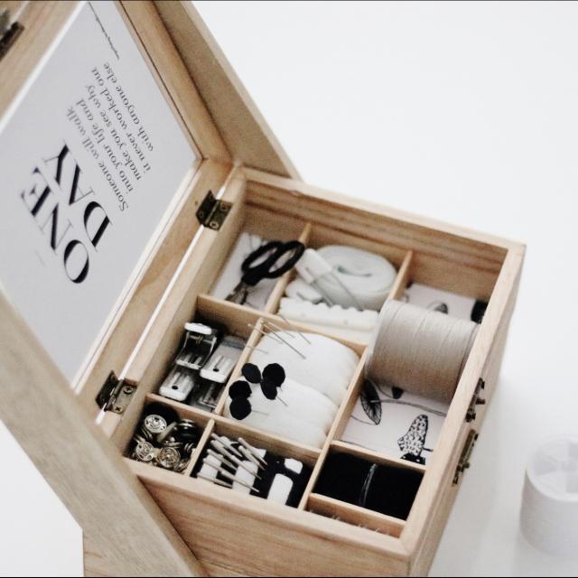 これでスッキリ♡裁縫道具をスマートに収納する10のヒント