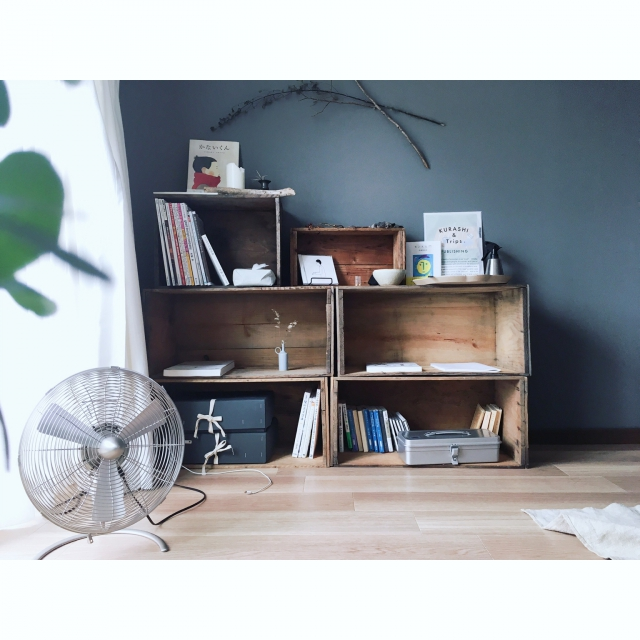 「パリからやってきた。飾っておきたくなる収納箱」わたしの愛用品  vol.26 umaimesikuitaiさん